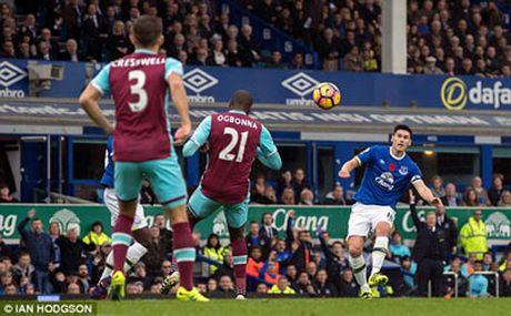 Chi tiet Everton - West Ham: Hiep 2 tung bung (KT) - Anh 3