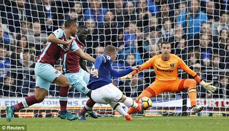 Chi tiet Everton - West Ham: Hiep 2 tung bung (KT) - Anh 4