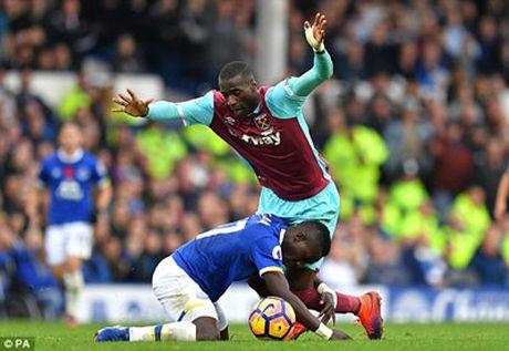 Chi tiet Everton - West Ham: Hiep 2 tung bung (KT) - Anh 5