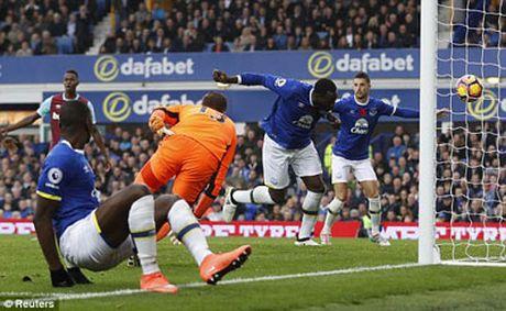 Chi tiet Everton - West Ham: Hiep 2 tung bung (KT) - Anh 6
