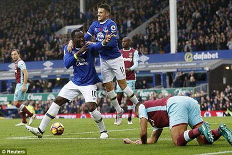 Chi tiet Everton - West Ham: Hiep 2 tung bung (KT) - Anh 7