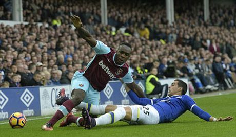 Chi tiet Everton - West Ham: Hiep 2 tung bung (KT) - Anh 8