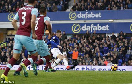 Chi tiet Everton - West Ham: Hiep 2 tung bung (KT) - Anh 9