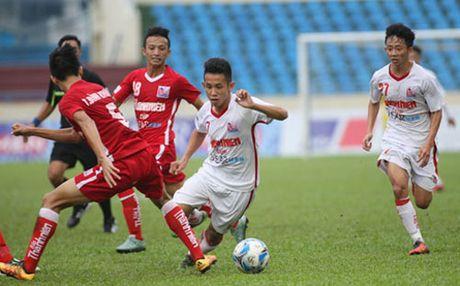 U21 HAGL - U21 Khanh Hoa: Loat luan luu nghiet nga - Anh 1
