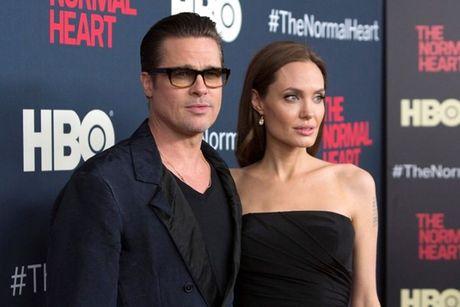 Brad Pitt va Angelina Jolie ban tai san chung sau ly hon - Anh 1