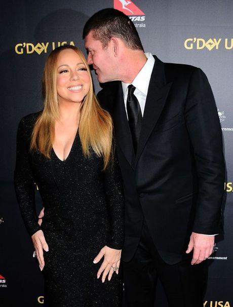 Hau chia tay ti phu Uc, Mariah Carey doi 50 trieu USD tinh phi - Anh 1