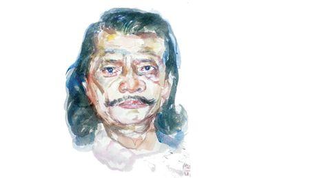 Thi si Vo Thanh An: Khong muu manh, dung mong ai phinh pho - Anh 1