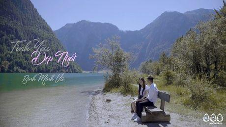 Binh Minh Vu ra MV nhu phim ngan ve chuyen tinh yeu cua minh - Anh 1