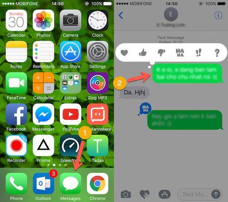 Nhung tinh nang iOS 10 se khien ban thay doi cach dung iPhone - Anh 1