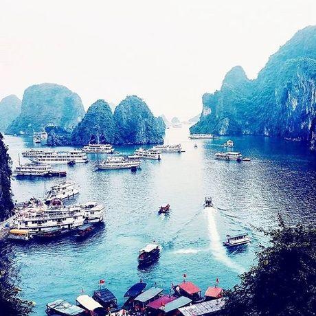 Khach Tay bo 200 USD trai nghiem ve dep doc Viet Nam - Anh 16