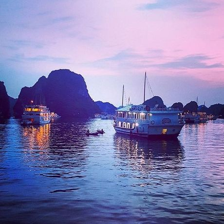 Khach Tay bo 200 USD trai nghiem ve dep doc Viet Nam - Anh 17