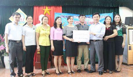 500 trieu dong ho tro dong bao Ha Tinh khac phuc hau qua mua lu - Anh 6