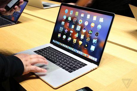 Tieu diem cong nghe tuan: Ra mat bo doi MacBook Pro 2016 - Anh 1