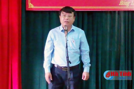 Chinh thuc dong cua cho Hong Linh o phuong Nam Hong - Anh 1