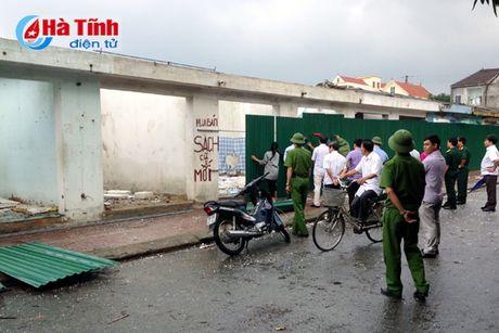 Chinh thuc dong cua cho Hong Linh o phuong Nam Hong - Anh 3