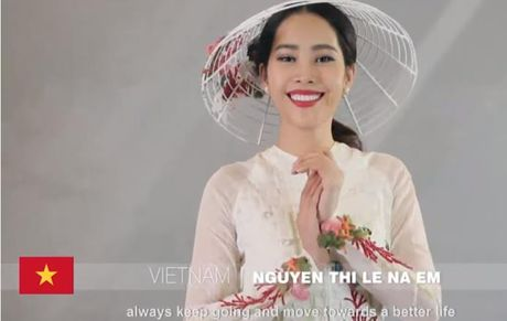 Nam Em dung buoc tai top 8 chung ket Hoa hau trai dat - Anh 3
