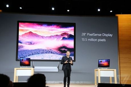 Microsoft ra mat Surface Studio - doi thu cua iMac 5K - Anh 4