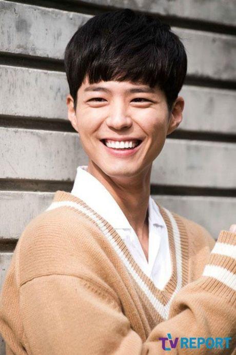 Park Bo Gum: 'Toi la kieu de roi vao tinh yeu tu cai nhin dau tien' - Anh 2