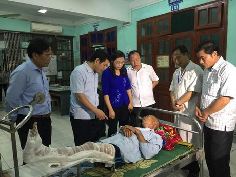 Vu no o Thai Binh: Co the do noi hoi bi can nuoc lam tang ap suat - Anh 2