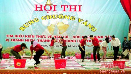 'Rung chuong vang' tim hieu kien thuc suc khoe sinh san tai Yen Thanh - Anh 3
