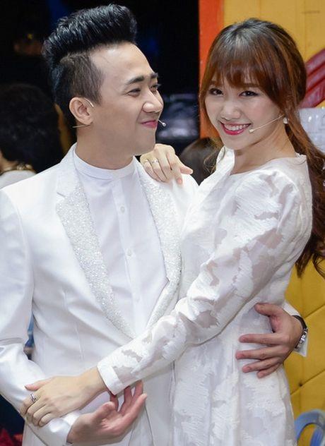 Tran Thanh - Hari Won dat may ao cuoi - Anh 1