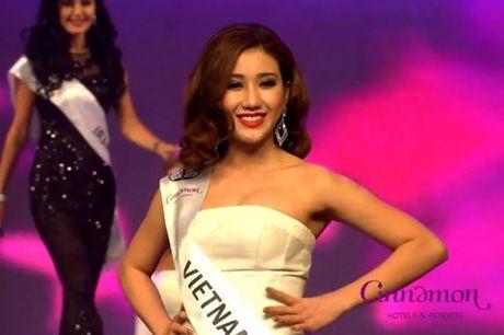 Nguoi dep Viet: Thanh - bai tai dau truong nhan sac quoc te vi… tieng Anh! - Anh 3