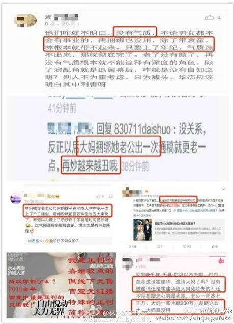 Hoac Kien Hoa bi len an khong dang mat dan ong vi de mac fan mang nhiec vo tham te - Anh 2