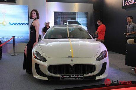 3 sieu xe gay 'choang' o gian hang phu kien Passion-drive - Anh 3