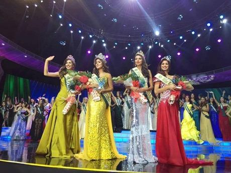 Nam Em vao top 8 Hoa hau Trai dat 2016 - Anh 3