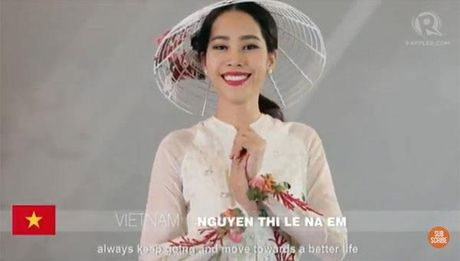 Nam Em vao top 8 Hoa hau Trai dat 2016 - Anh 7