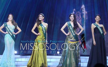 Hanh trinh lot top 8 cua Nam Em tai Hoa hau Trai dat - Anh 10
