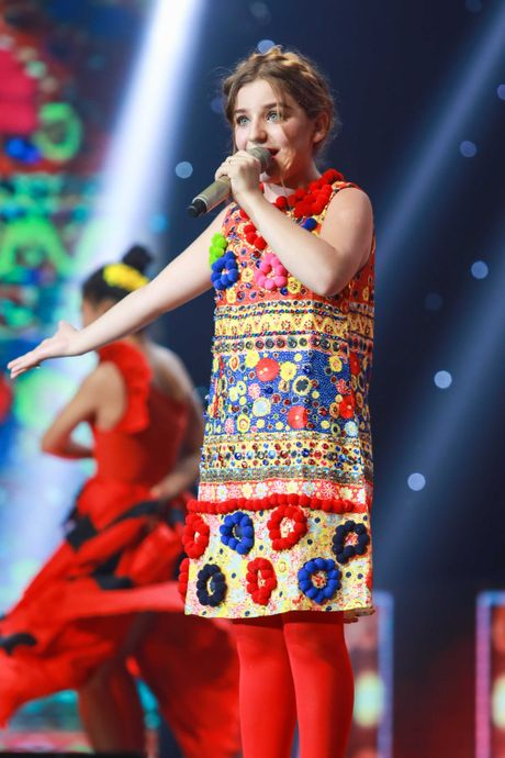 Noo Phuoc Thinh hoa hoc sinh lop 3, song ca voi tro cung - Anh 10