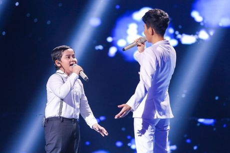 Noo Phuoc Thinh hoa hoc sinh lop 3, song ca voi tro cung - Anh 9