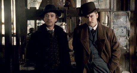 Robert Downey Jr. quyet tam thuc hien 'Sherlock Holmes 3' - Anh 1