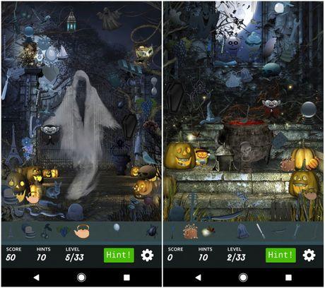 5 ung dung di dong vui nhon cho Halloween - Anh 5