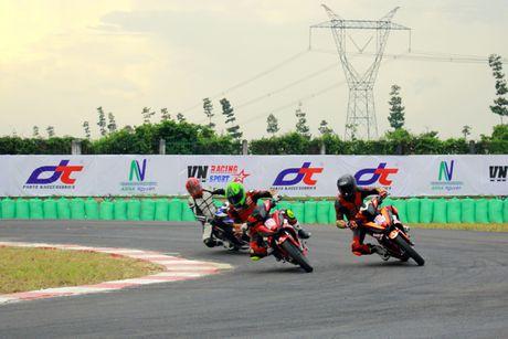 Dua xe Honda o Binh Duong - Anh 4