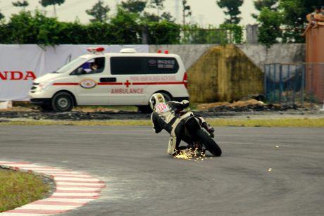 Dua xe Honda o Binh Duong - Anh 6