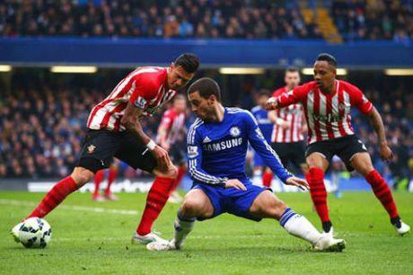Nhan dinh, du doan ket qua tran Southampton - Chelsea - Anh 1