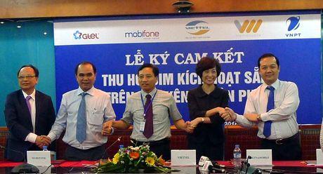 """Tong Giam doc VNPT: Khong chan SIM """"rac"""" hai nhieu hon loi - Anh 1"""
