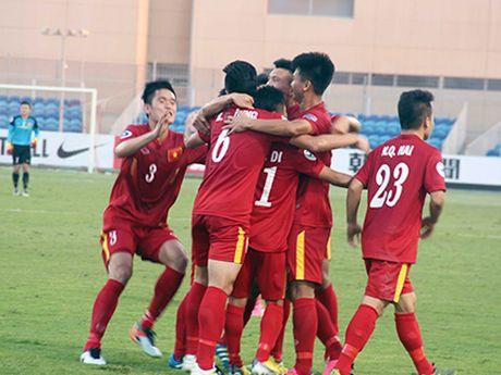 U19 Viet Nam va chuyen nhung chang trai tinh le - Anh 2