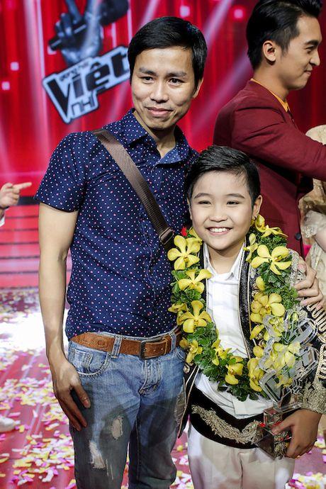 Trinh Nhat Minh: Tu quan quan Do Re Mi den quan quan Giong hat Viet nhi - Anh 3