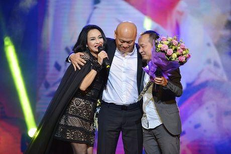 Thanh Lam - Tung Duong 'nhap dong' khi song ca nhac Thanh Tung - Anh 6