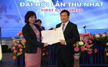 Thanh lap Lien hiep Hoi nguoi Viet Nam tai chau Au - Anh 5