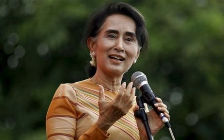 Myanmar lan dau tien to chuc doi thoai chinh tri quoc gia - Anh 1