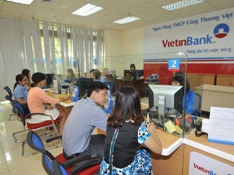 VietinBank bao lai 6.500 ty dong, no xau thap nhat toan nganh - Anh 1