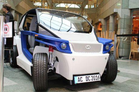 Diem danh cac mau xe in 3D doc nhat hanh tinh (P1) - Anh 10