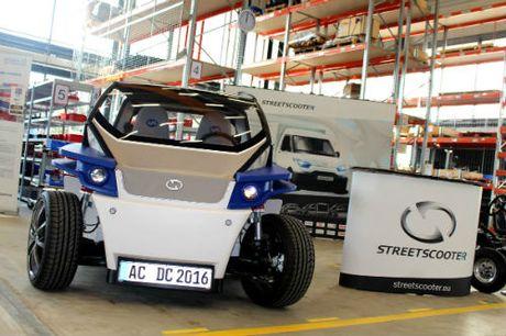 Diem danh cac mau xe in 3D doc nhat hanh tinh (P1) - Anh 11