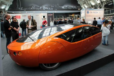 Diem danh cac mau xe in 3D doc nhat hanh tinh (P1) - Anh 1