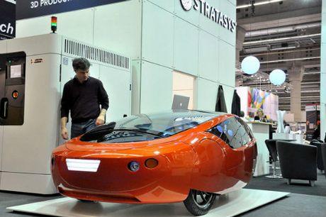 Diem danh cac mau xe in 3D doc nhat hanh tinh (P1) - Anh 2