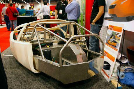 Diem danh cac mau xe in 3D doc nhat hanh tinh (P1) - Anh 3